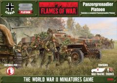 Panzergrenadier Platoon (GBX09)