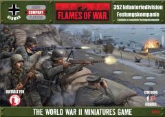 352nd Infanteriedivision Festungskompanie