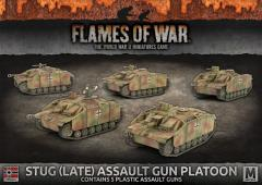 StuG (Late) Assault Gun Platoon