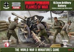 10.5cm Artillery Battery (2nd Printing)