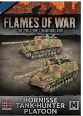 Hornisse Tank- Hunter Platoon