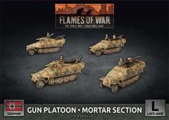 Gun Platoon - Mortar Section