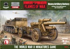 Heavy Artillery Battery (Late War)