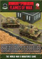 Sturmtiger (2nd Edition)