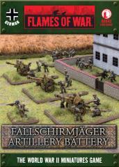 Fallschirmjager Artillery Battery