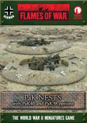 Pak Nests w/Pak40 and Pak38 Options