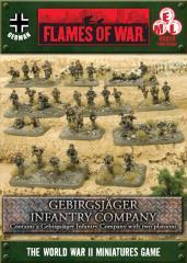 Gebirgsjager Infantry Company