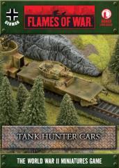Tank Hunter Cars