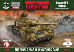 Panzer IV J Platoon