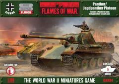 Panther/Jagdpanther Platoon
