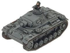 Panzer III J (Resculpt)