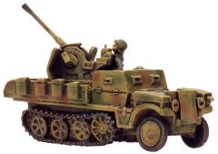 Armored Sd Kfz 10/5