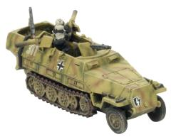 Sd Kfz 251/16D - Armored Flame Thrower