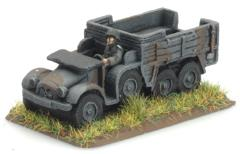 Krupp Kfz 70 Truck (2 Resin Trucks)
