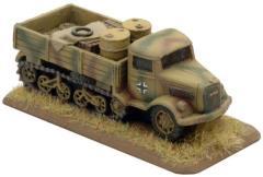 Pioneer Supply Truck - Opel Maultier Pioneer Company