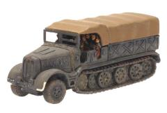 Sd Kfz 8 (18t) Famo Recovery Vehicle