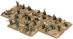 Africa Korps Rifle Platoon