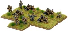 Gebirgsjager HMG Platoon