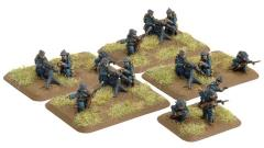 Fusiliers Machine-Gun Platoon