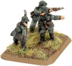 Infanteriekompanie HQ