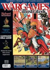 "#357 ""Richard the Lionheart, Campaign Sea Lion, Salute 2017"""