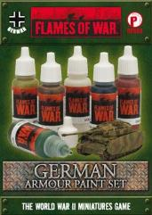 German Armor Paint Set