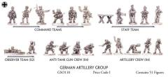 German Artillery Group