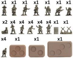 Artillery Crews (Greatcoat)