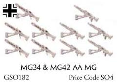 MG34 & MG42 AA MG