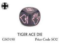 D6 Tiger Ace Die