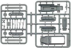 Sd Kfz 251 D (Plastic)