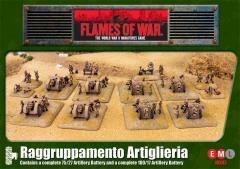 Raggruppamento Artillery