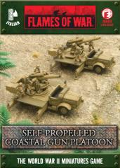 Self-Propelled Coastal Gun Platoon