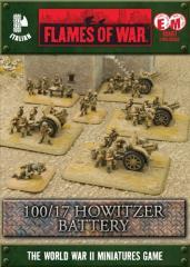100/17 Howitzer Battery