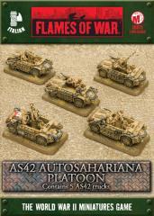 AS42 Autosahariana Platoon