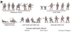 Italian Artillery Group