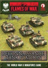 Reconnaissance Tank Platoon