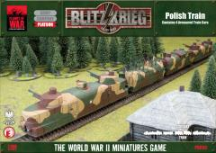 Blitzkrieg - Polish Armored Train