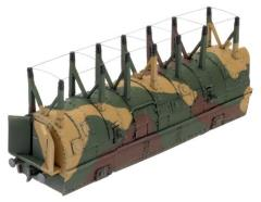 Blitzkrieg - Polish Armored Assault Train Car