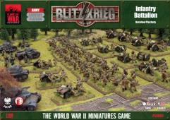 Blitzkrieg - Infantry Battalion