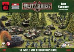 Blitzkrieg - Tank Company, Kompania Czolgow