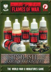 Polish Early War Paint Set