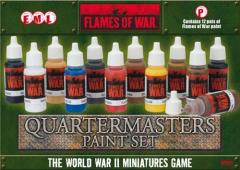 Quartermasters Paint Set (2nd Printing)