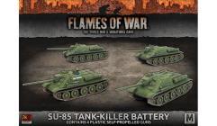 SU-85 Tank-Killer Battery