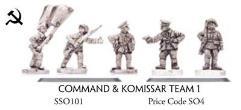 Command & Komissar Team #1