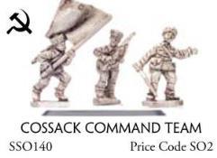 Cossack Command Team