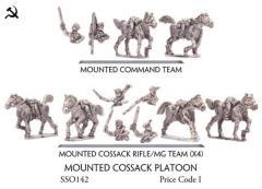 Mounted Cossack Platoon