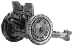 76mm obr 1927 Gun