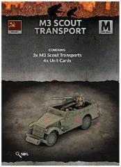 M3 Scout Transport (x3)