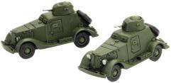 BA-20 Armored Car